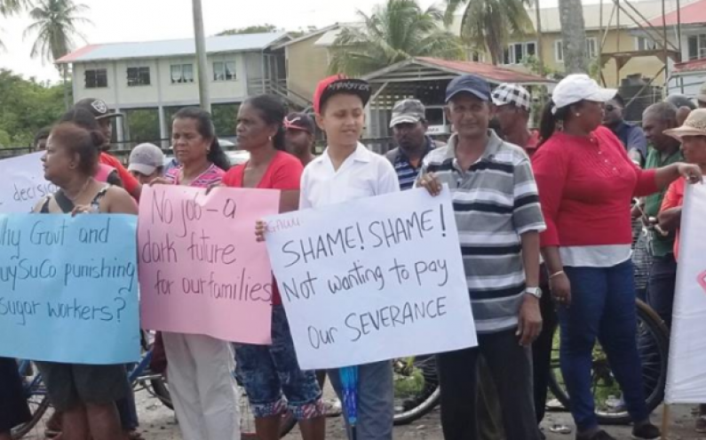 Government makes $2 Billion available to begin payment of severance to retrenched sugar workers
