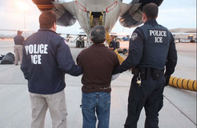 Two Guyanese among 46 persons rounded up during US immigration raid in New York