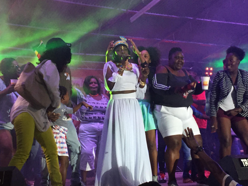Woman is Boss and Champion of Guyanese Calypso