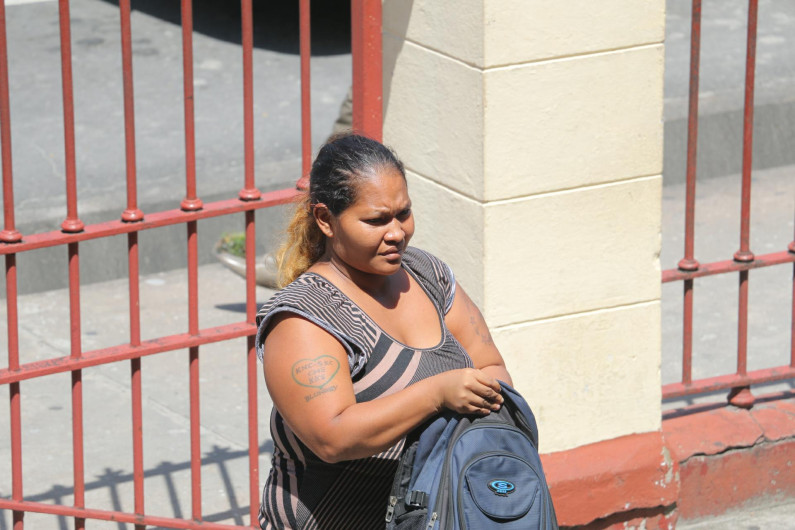 Pregnant woman remanded to jail over attempted murder of man during fight