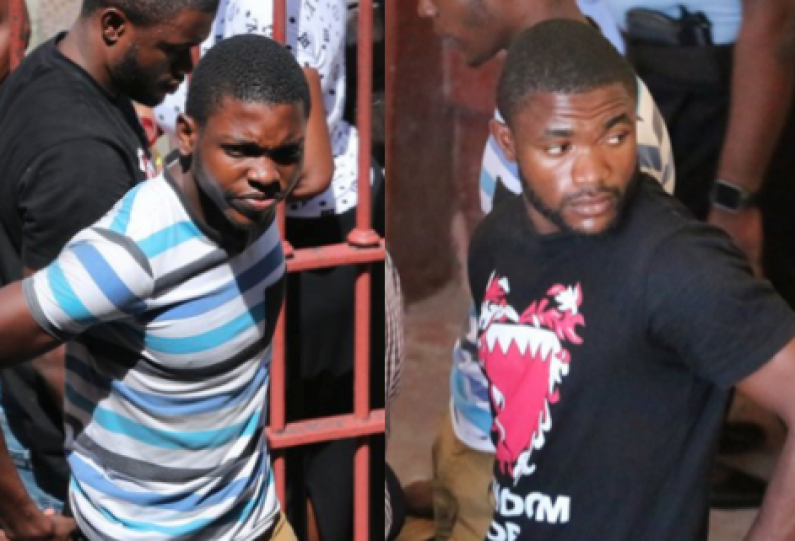 Brothers charged for stealing lights and lighting sets from Marriott Hotel bond