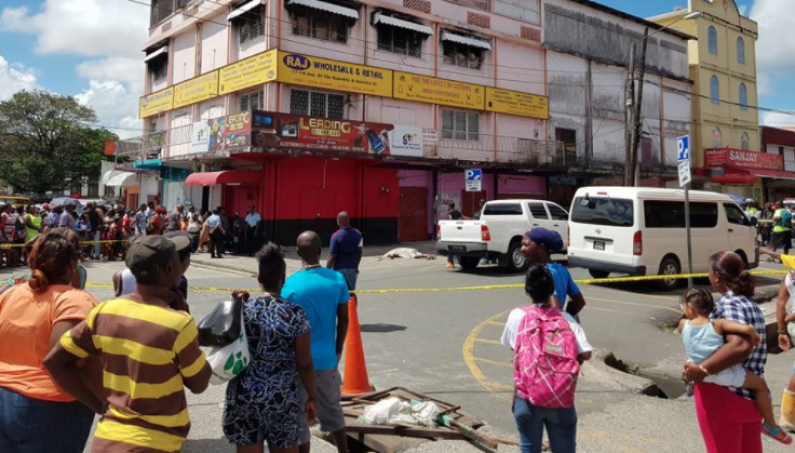 Money changer shot dead after refusing to hand over cash to gunman