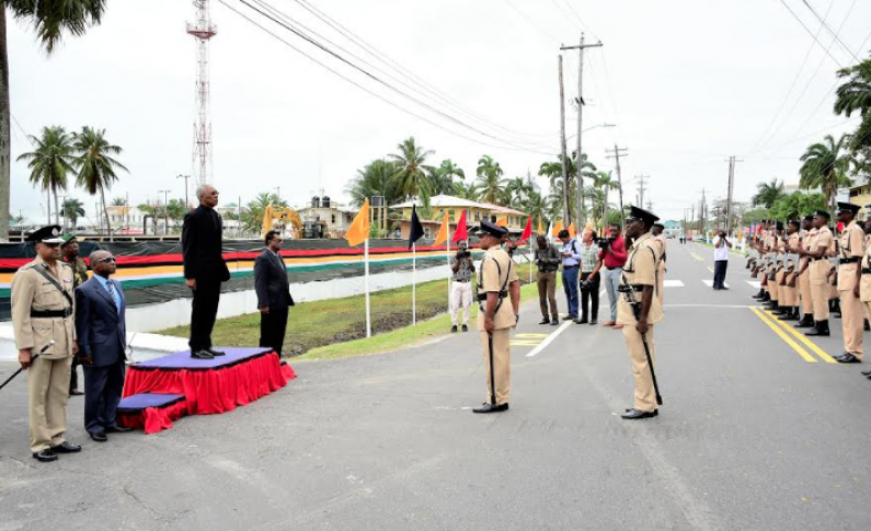 Govt. will resist any effort to derail Police Reforms   -President Granger