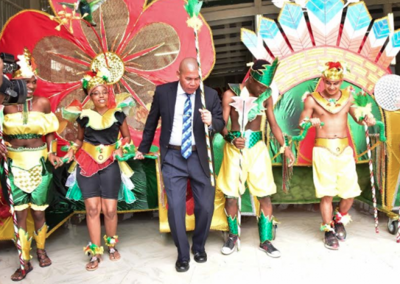 Social Cohesion and Culture Department launches Mashramani Band