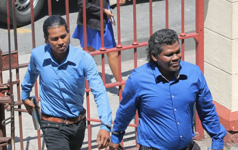 Father and son charged over false number plates on suspected carjacked vehicles