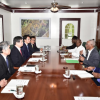 Japan completes and hands over Oil and Gas Master Plan for Guyana