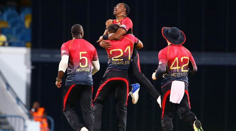 Trinidad pays US$3 Million to host CPL Semi-Finals and Finals for 3 years
