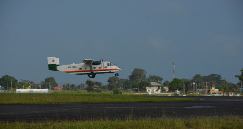GDF to boost air corps with purchase of four aircraft