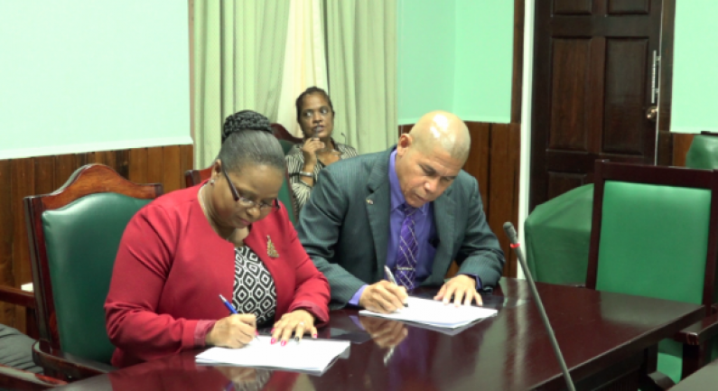 BREAKING:   DPP discontinues PPP's private charges against Ministers Lawrence and Norton