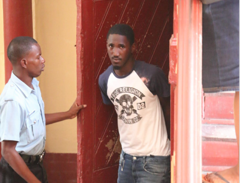 Alberttown man remanded to jail after opening gunfire on Police