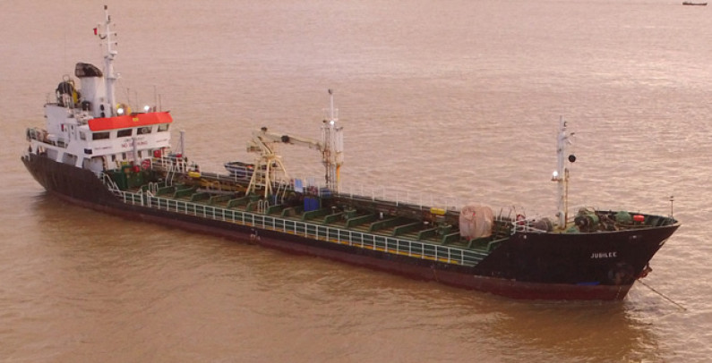GRA seeks over $36 Million in taxes from ship with unmarked fuel