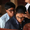 Businessman's daughter remanded to jail on attempted murder and gun possession charges