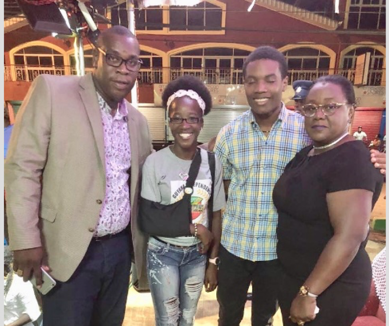 Linden's top athletes honoured with free house lots