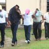 Five men remanded to jail over Parika drug bust; One enters guilty plea and told to consult an Attorney