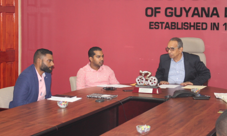 Hard Rock Cafe excited to start doing business in Guyana; PSC welcomes company