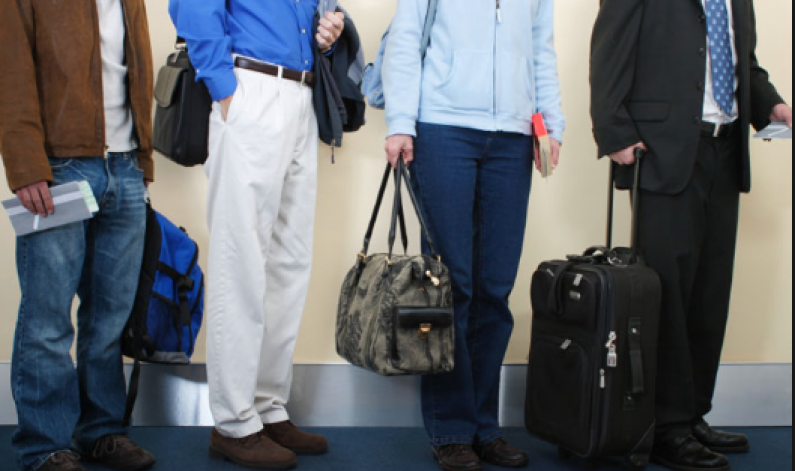 """No more """"powder-like"""" substances in carry on luggage"""