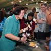 First Lady encourages youths to embrace science and technology more