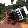 Poor condition of interior roads leading to layoffs and other problems for  timber industry  -GMSA