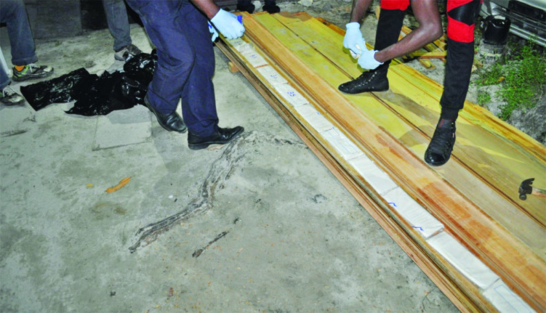 Over $20 Billion worth of narcotics removed off the streets of Guyana in 2017  -Drug Info Report