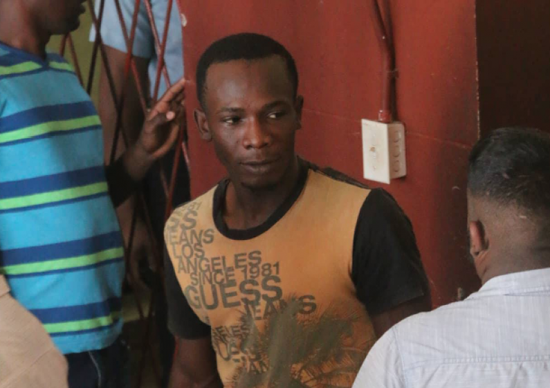 Third man charged and remanded for murder of cheese vendor