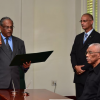 Justice William Ramlall takes over as new Chairman of Police Complaints Authority