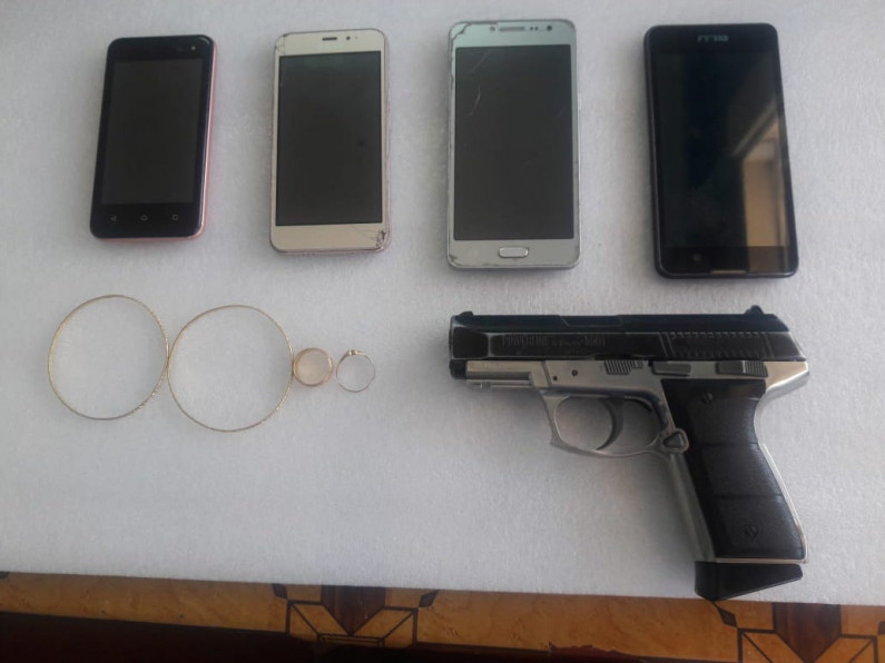 Bandit shot dead by Police; Stolen items recovered