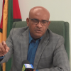 "Jagdeo against Government's ""take over"" of Berbice Bridge operations; But also against toll increases and extension of contract"