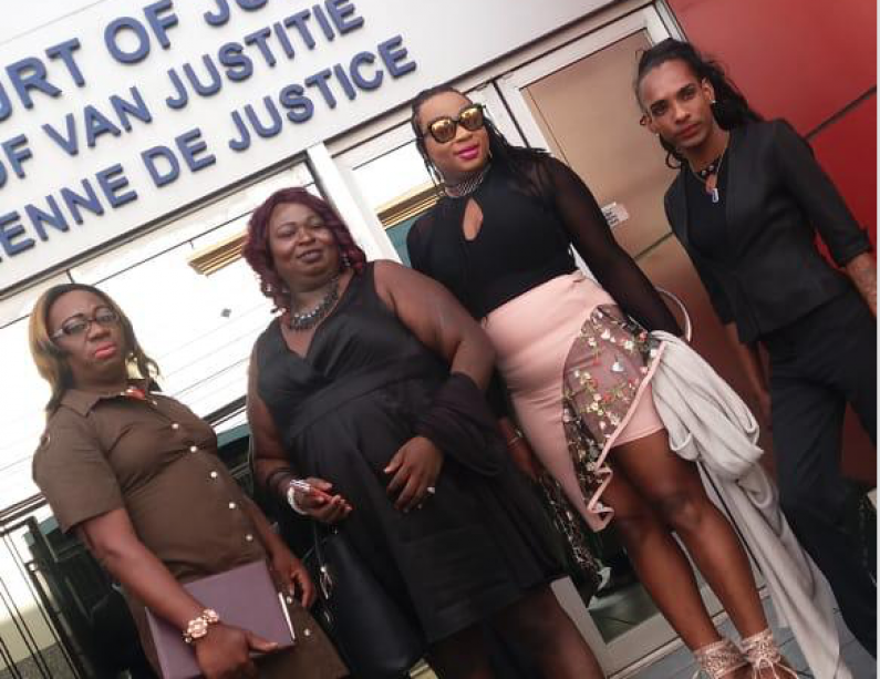CCJ rules Guyana's cross dressing law is Unconstitutional; Orders that it be struck from the Laws of Guyana