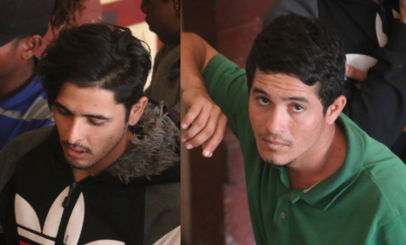 Venezuelan gang members remanded to jail in Guyana after busted with live grenades