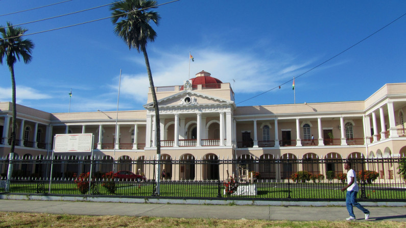 Guyana among 48 countries to make improvement in democracy   -The Economist Democracy Index