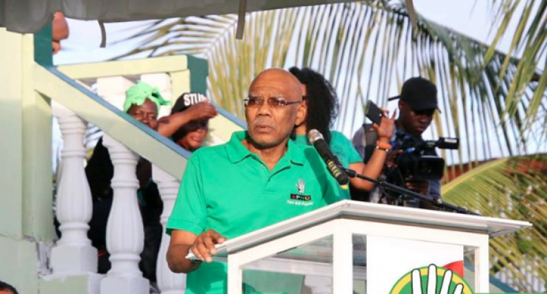 "President urges: ""Let us finish the job"" of transforming the country"