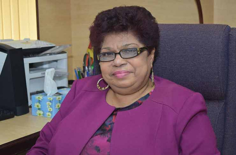 "Minister Amna Ally sues Stabroek News over ""false dual citizenship"" claim"