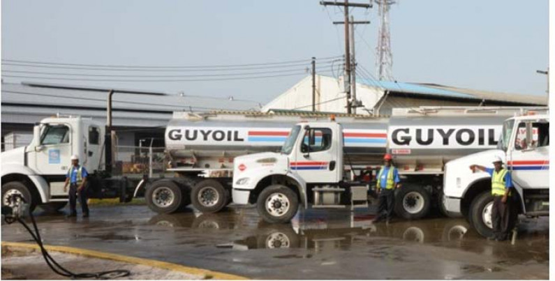 Guyoil assures its fuel has met all required specifications and tests