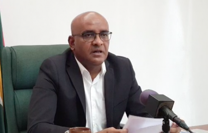 "Jagdeo declares ""Government not sincere"" with resignation of dual citizenship MPs"