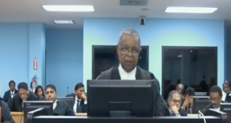 CCJ quiz GECOM's Attorney on Commission's unpreparedness to host elections within three months