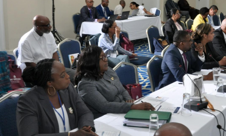 Foreign Minister attending regional Foreign Ministers Meeting in Grenada