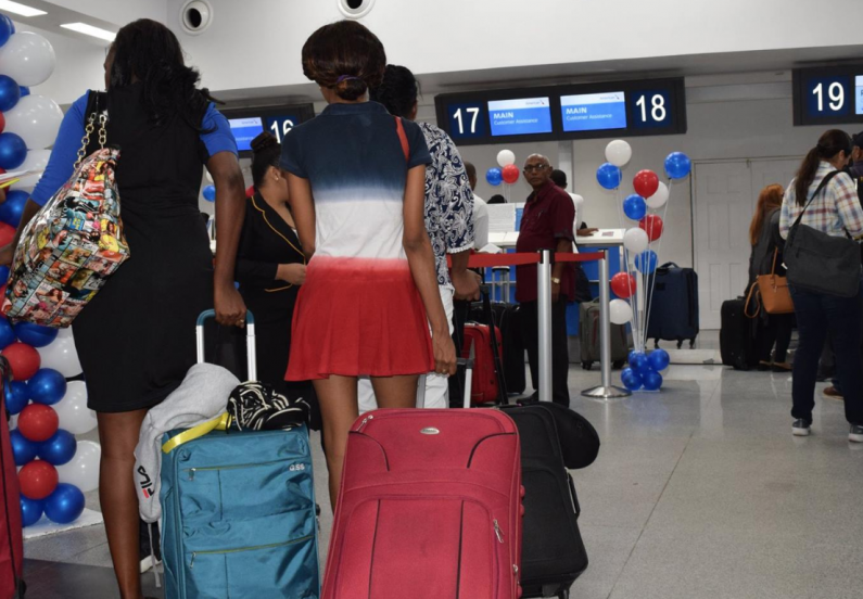 Airport fees now being incorporated in ticket prices at CJIA
