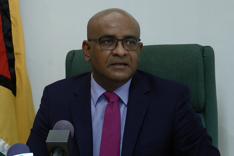 Jagdeo sets up Facebook page to fight corruption