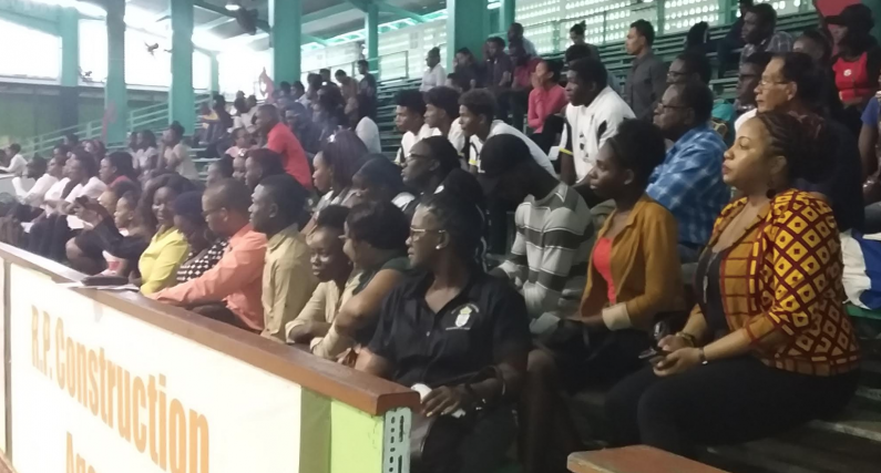 Youth forum examines unemployment among Guyana's young people
