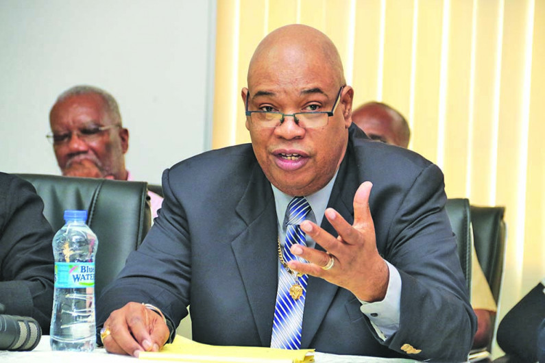 Edghill doesn't want Budget preparations before elections