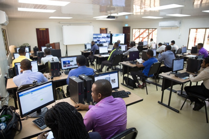 Centre of Excellence in Information Technology opened at University of Guyana