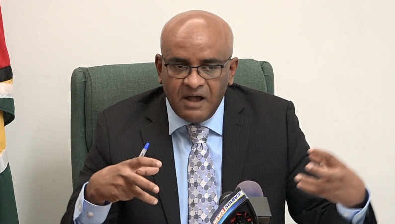 I have no interest whatsoever in any oil company says Jagdeo