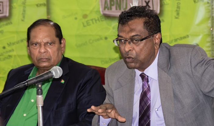"""Fit and Proper"" Ramjattan lands AFC Delegates endorsement as next PM Candidate for Coalition"