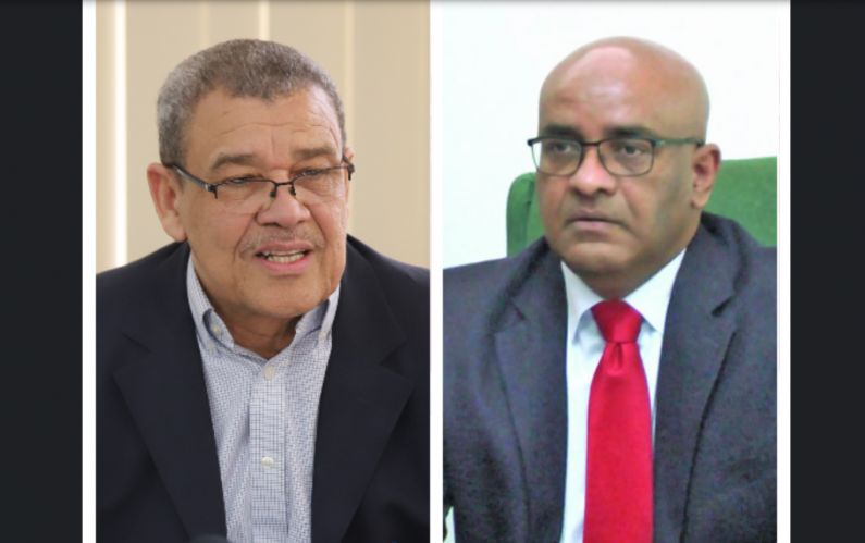 GRA Boss to Jagdeo: Honour tax obligations and stop sheltering under Presidential immunity