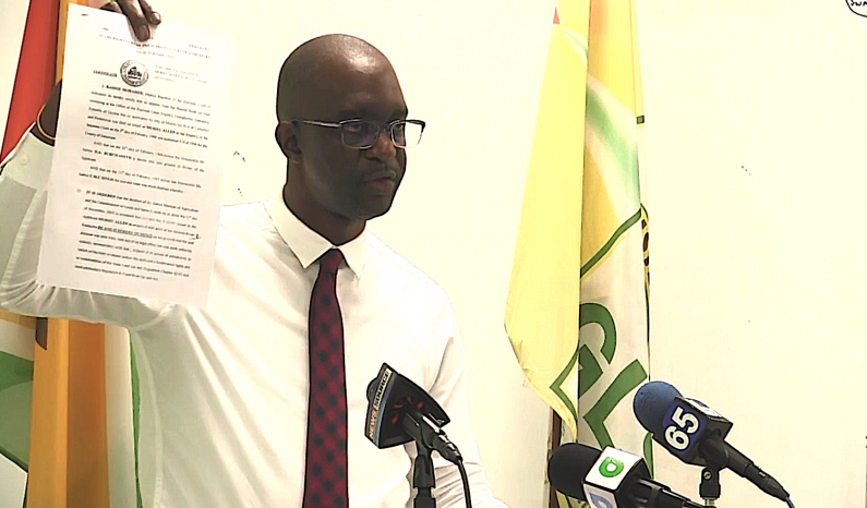"""Lands and Surveys Commission shoots down Jagdeo's """"land grabbing"""" claims"""