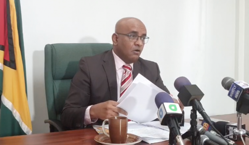 Jagdeo wants CCJ to order expired list be used for new elections