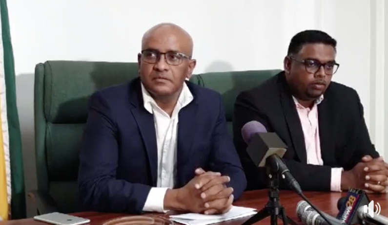 "Jagdeo ""very very happy"" with President's appointment of new GECOM Chairperson"
