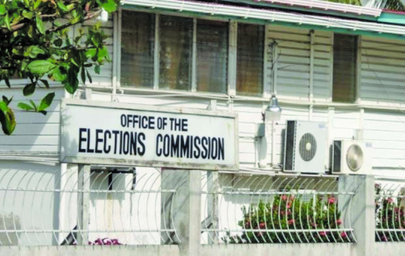 No provision in law for party agents to be part of security of ballot boxes  -GECOM