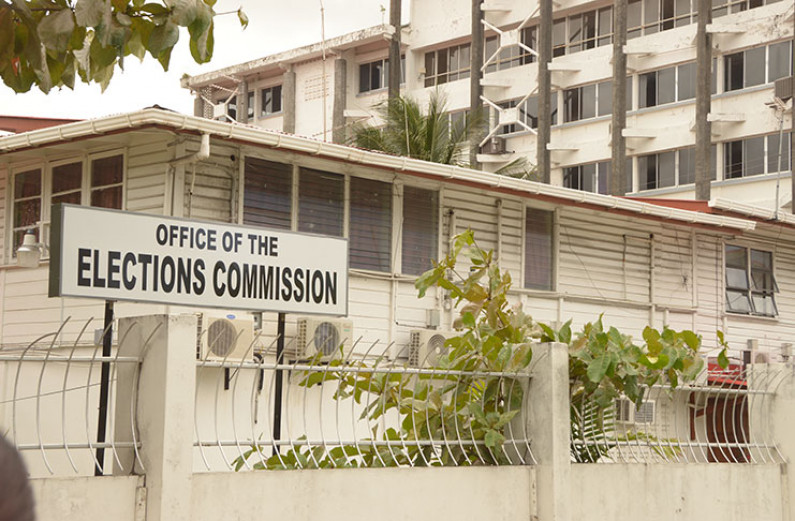 GECOM set to begin Claims and Objections from October 1