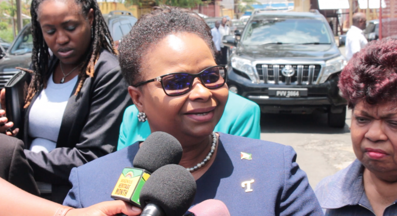 GECOM assures Coalition of merger of H2H data as it hopes to hold elections this year  -Volda Lawrence